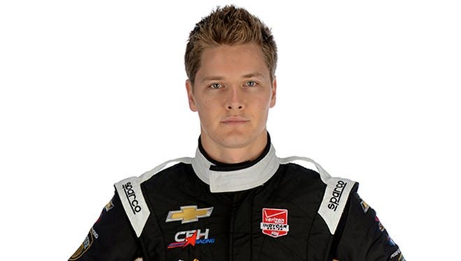 Josef Newgarden won two IndyCar races in 2015.