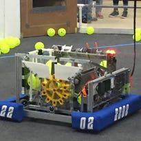 Brookfield robotics team prepares for regional competition
