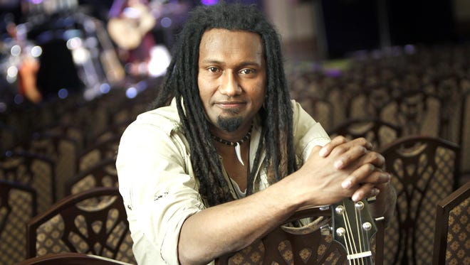 Ready for some reggae? Unity the Band, featuring lead singer Pita, plays Leicht at Nite on Thursday.