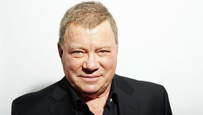 In this Oct. 15, 2013 file photo, William Shatner poses for a portrait in New York.