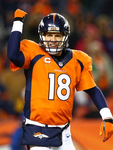 Five-time MVP Peyton Manning is still looking for his