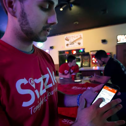 Dan Brosman, a co-founder of the new appSizzle describes