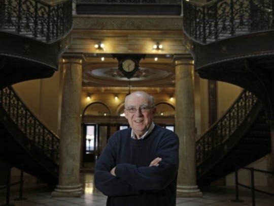 Jim Memmott, Our Distant Days columnist