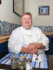 Metuchen native Dan Slobodien, the former chef at previous