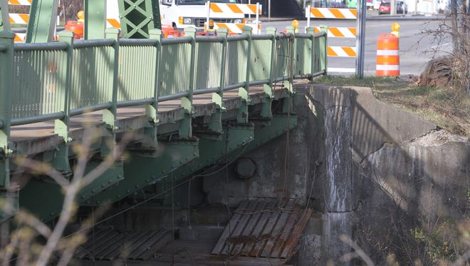 Department of Transportation is looking at short-term repairs so it can be reopened as quickly as possible.