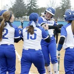 HS Softball: Homers early, clutch pitching late help Horseheads top Elmira