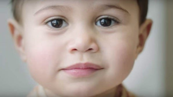 A thirty second commercial during Super Bowl 50 featured children and their caregivers at the Golisano Children's Hospital.