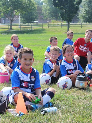Soccer camps among others hosted in San Angelo during the summer months.