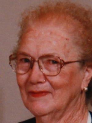 Arlene Davenport, 90, of Fort Collins, died April 30, 2015.