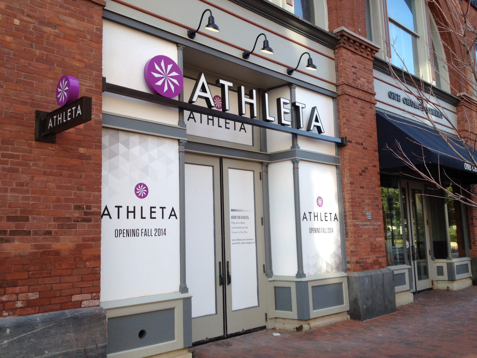 Athleta usa