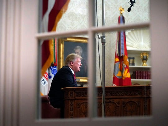 The shutdown ended when President Donald Trump relented on his insistence for$5.7 billion for spending on a border wall.