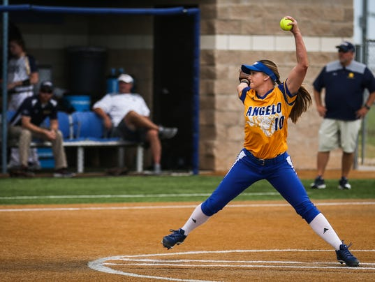 Angelo State vs Texas A&M-Commerce Friday, May 18, 2018