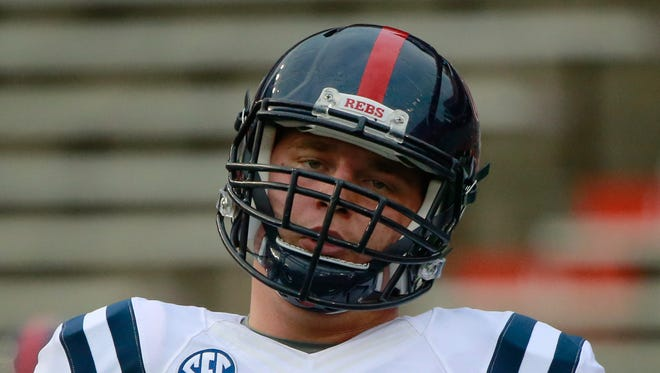 Rebels center Robert Conyers is out for the season with a torn ACL.