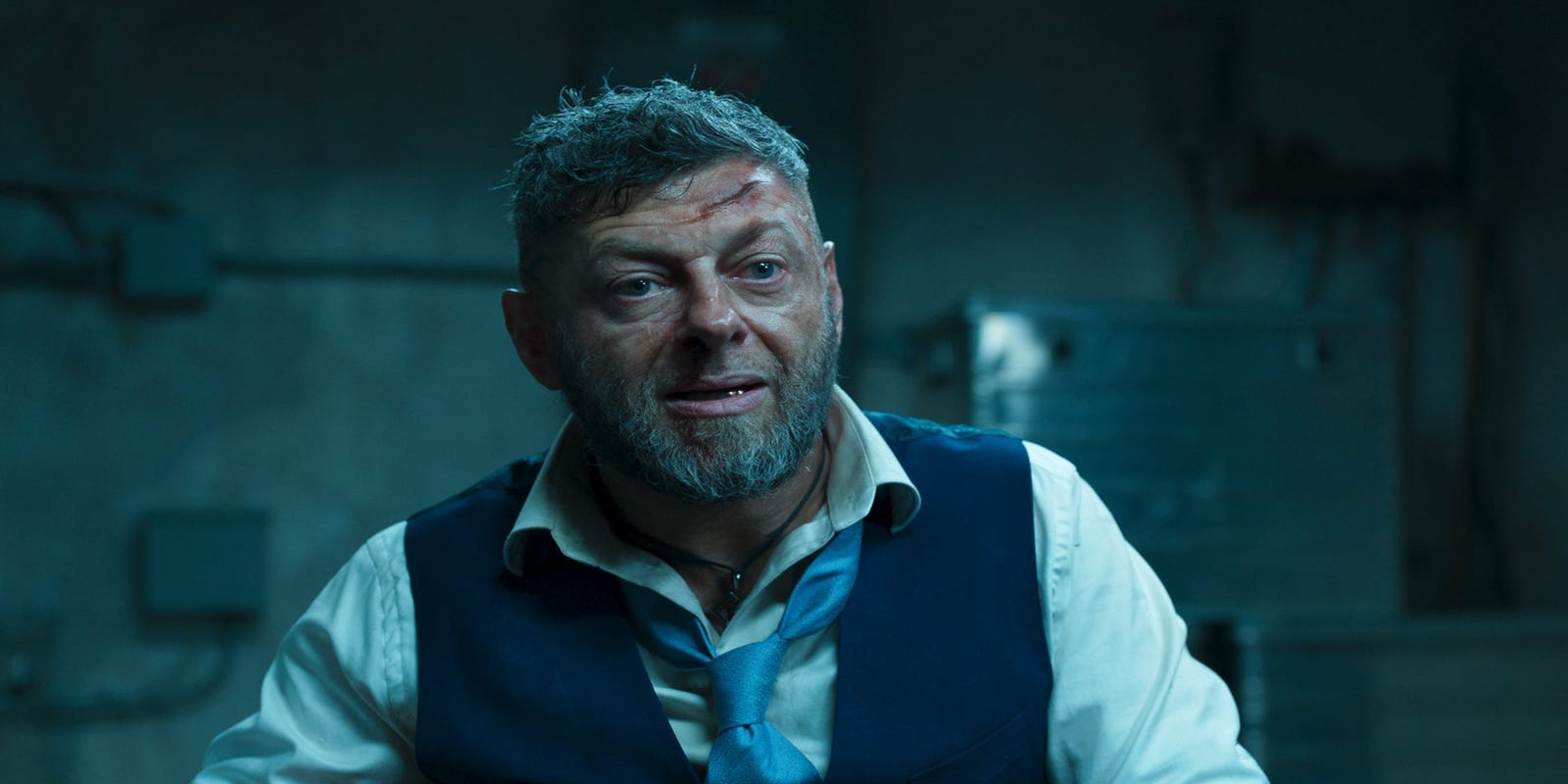 Black Panther Why Andy Serkis Had A Rough Year Onscreen Spoilers