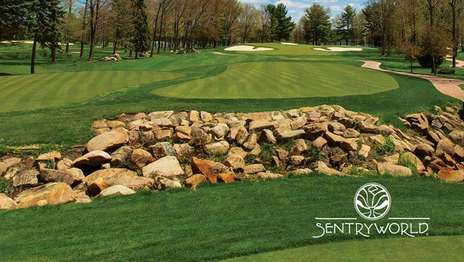 SentryWorld Golf Course was ranked 34th in a listing of America's Greatest Public Golf Courses by Golf Digest magazine.