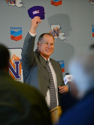 Northwestern State coach Jay Thomas is looking for a defensive coordinator.