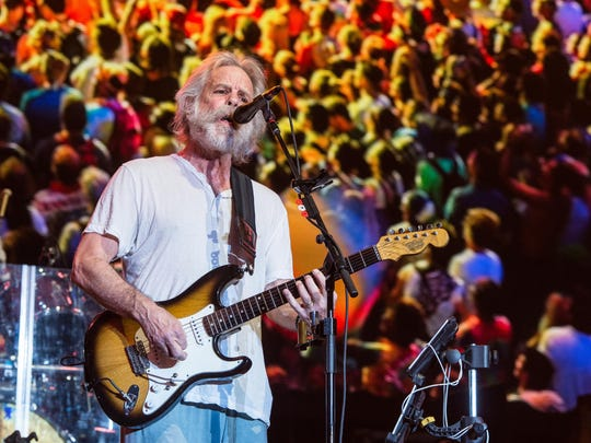 Bob Weir of Dead & Company, one of many acts booked for this summer's Woodstock 50.