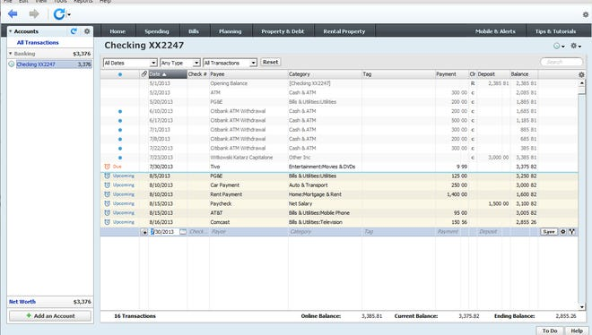 Quicken 2014 Brings Fixes A Few New Features