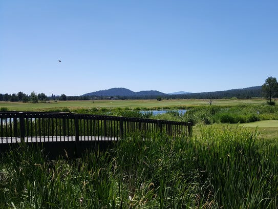 Vacationers at Sunriver Resort can enjoy world-class
