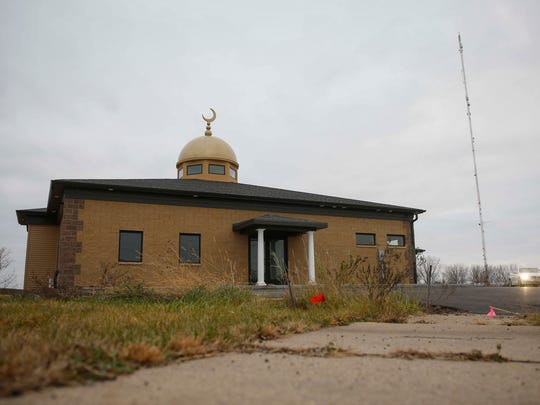 The Tri-State Islamic Center in Dubuque.