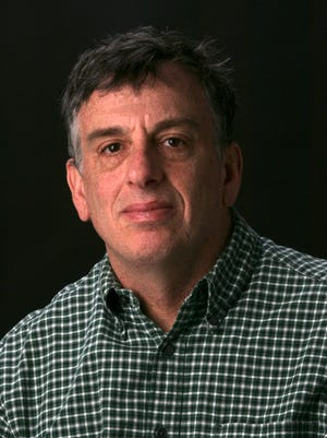 Courier News senior sports writer Harry Frezza.