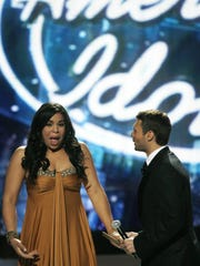 "Jordin Sparks reacts to winning ""American Idol"" on"