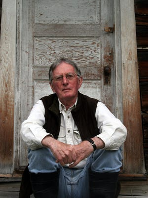 Former U.S. Poet Laureate Charles Wright will be at East Tennessee State University in Johnson City on Oct. 25 and will offer two separate presentations that day.