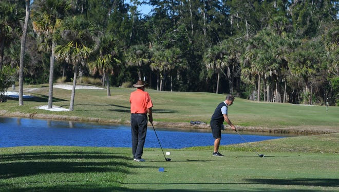 The Savannahs golf course on Merritt Island is one of three golf courses under the Brevard County Parks and Recreation Department.