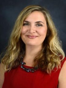 Haas Center Assistant Director Amy Newburn
