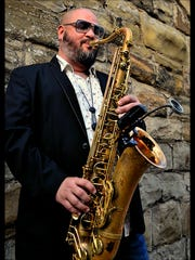 Memphis sax man Art Edmaiston will lead Friday's Crosstown