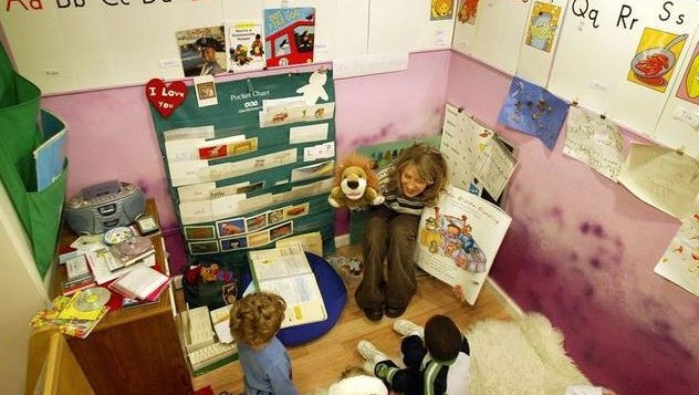 The Navy is seeking to expand childcare options for military families in Kitsap County.