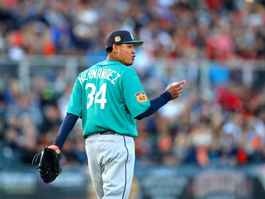 MLB: Spring Training-Seattle Mariners at San Francisco Giants