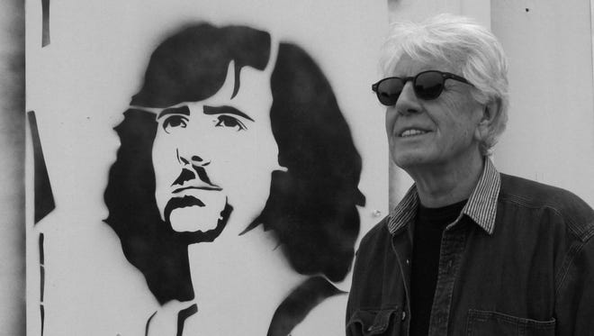 """""""I don't think that I've changed much in all these years,"""" said rock legend Graham Nash."""