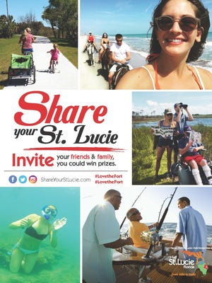 The St. Lucie Tourism office wants you to invite your friends and family from afar to Visit St. Lucie. Take some time to enjoy time with your loved ones. Life is too short, and goes by way too fast to take those close to us for granted.