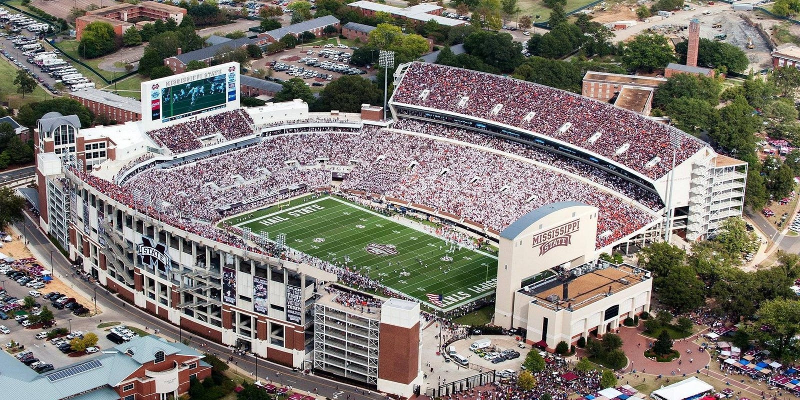 MSU stadium was locked, but Jumbotron questions remain