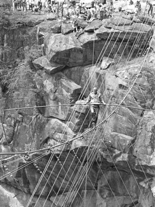 Wallenda-Tallulah Gorge