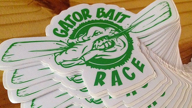 The Gator Bait Race on Barnett Reservoir is open to canoe, kayak and SUP paddlers.