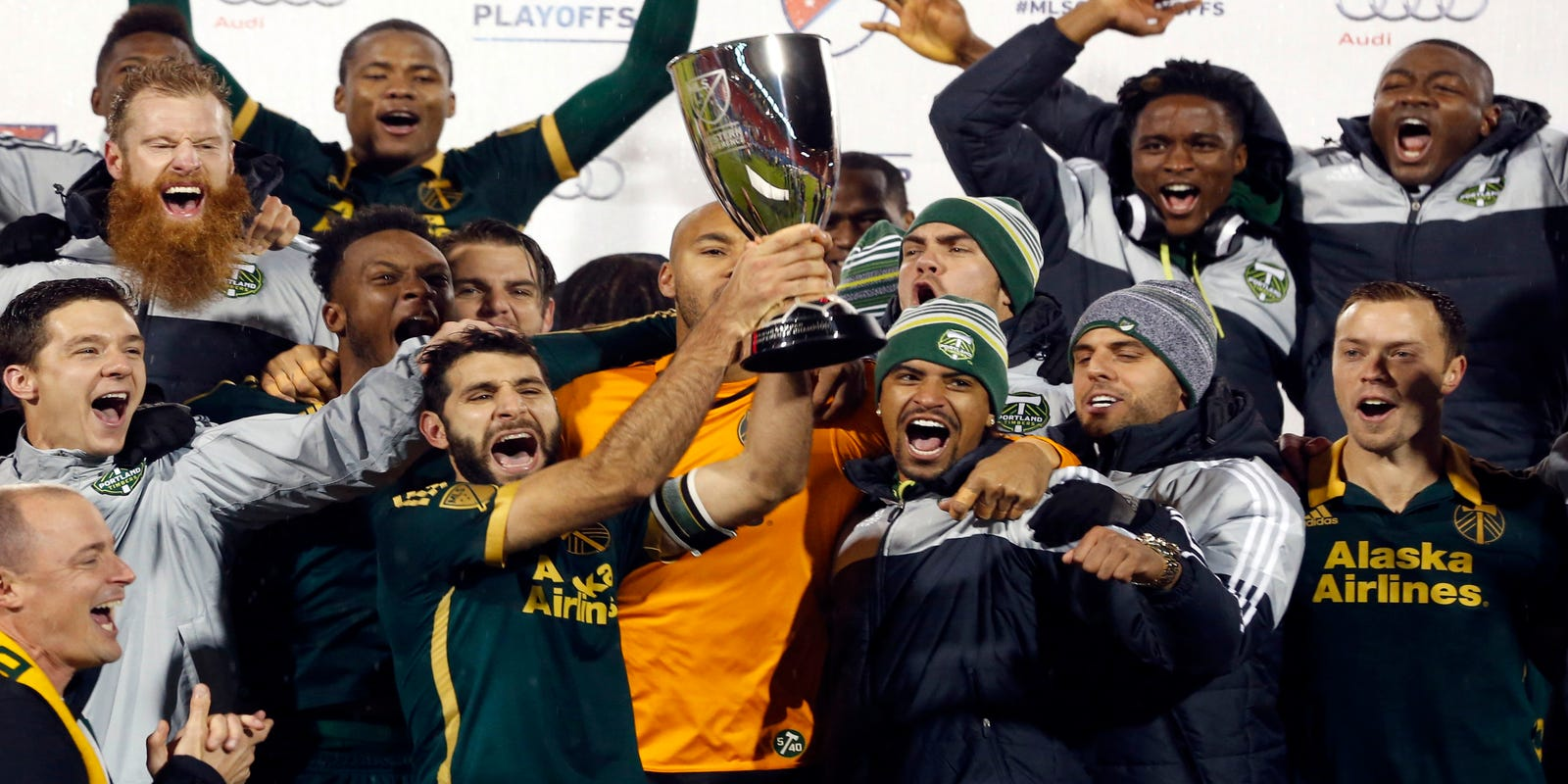 Timbers beat FC Dallas on aggregate to advance to MLS Cup