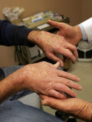 Many people with arthritis and other forms of chronic