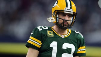 Packers quarterback Aaron Rodgers revealed Friday that a bug was going around the Packers locker room.