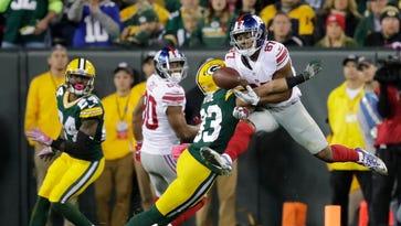 McGinn: Rating the Packers vs. Giants
