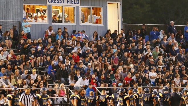 There will be no games played at Cressy Field this fall as UMass Dartmouth, the Little East and the MASCAC conferences have all announced the cancelation of the fall 2020 athletic season.