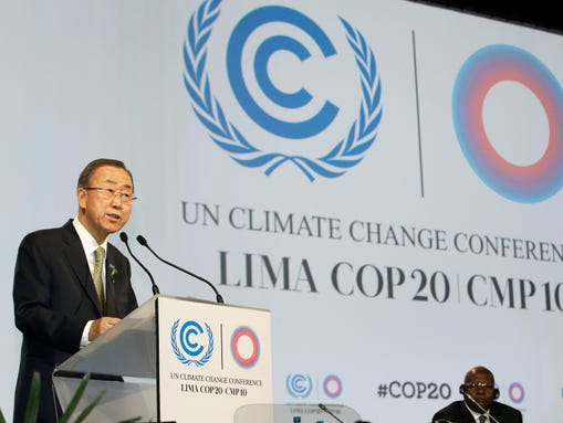 United Nations Secretary-General Ban Ki-moon speaks