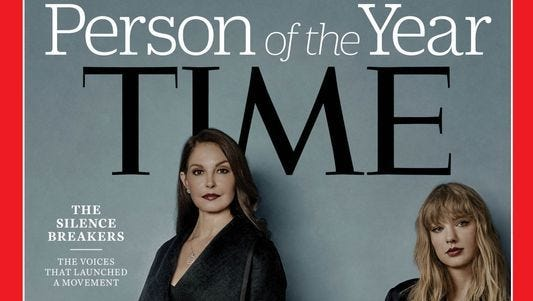 Time's Person of the Year cover