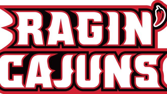 Ragin' Cajuns logo