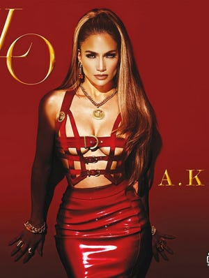 "Jennifer Lopez's ""A.K.A."" album earns two and a half stars."