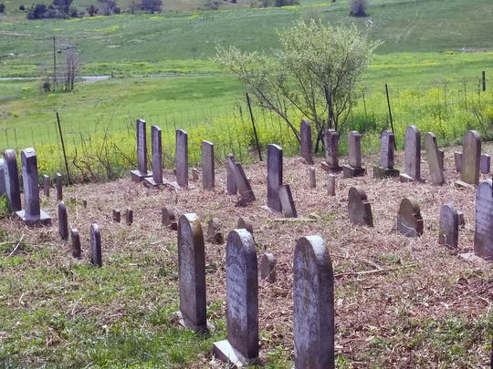 After cleanup, the Pilson cemetery revealed a remarkable story.