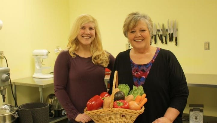 Tiff Thelen and Linda Dietenberger started FreshFit Meals from commercial kitchen space at Green Lake Kitchens.