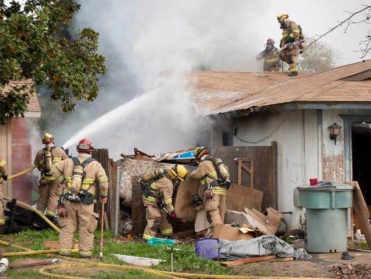 VTD0129 House Fire