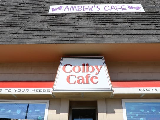 Amber's Colby Cafe in Colby, Wis.